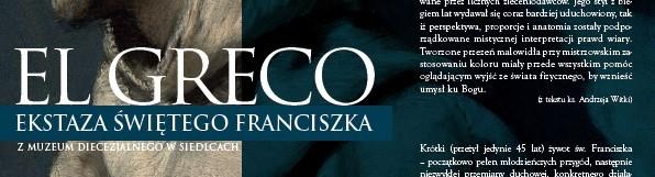 El Greco w Warszawie