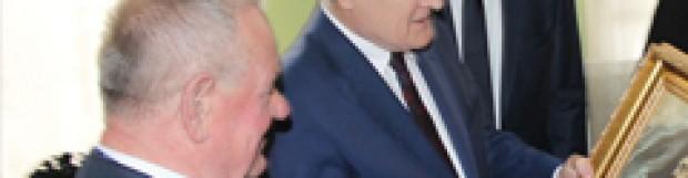 Minister Kultury i Dziedzictwa Narodowego, Piotr Gliński w Muzeum